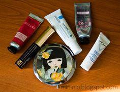 nio's beauty corner: Kit SOS de îngrijire și make-up pentru poșetă