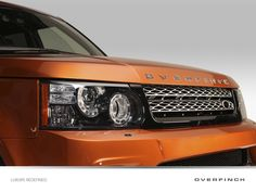Limited Edition Overfinch Range Rover Sport GTS-X to be unveiled at the Goodwood Festival of Speed 2012.