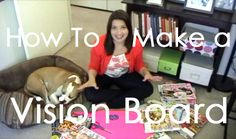 Learn what a vision board is, how to make one, and how it can help you reach your goals.