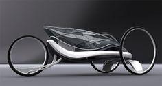 Kite Cars | Yanko Design