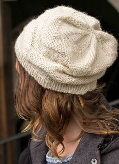 Tombreck - a free hat pattern in Knockando's lovely yarn