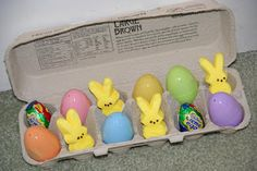 Easter gift for teens--money in the eggs!