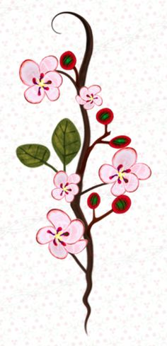 Cherry Blossom Vector, Scrapbook Borders, Frame Template, Nursery School, Heart Frame, Borders And Frames, Vector Clipart, Headers, Tree Branches