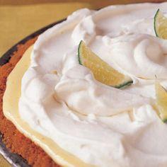 Frozen Key Lime Pie - Barefoot Contessa