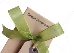 Gift wrap from Green Street Jewellery
