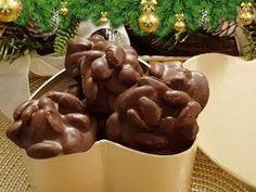 ΜΑΓΕΙΡΙΚΗ ΚΑΙ ΣΥΝΤΑΓΕΣ 2: Σοκολατάκια με αμύγδαλα (ανώμαλα) !!! Pudding, Desserts, Blog, Tailgate Desserts, Deserts, Custard Pudding, Puddings, Postres, Blogging
