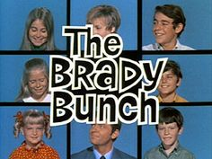 The Brady Bunch, The Brady Bunch.That's the way they all became the Brady Bunch! Tv Theme Songs, Tv Themes, The Brady Bunch, The Lone Ranger, Old Shows, Great Tv Shows, My Childhood Memories, Sweet Memories, Thats The Way
