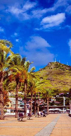 Beautiful Promenade near the ocean coast in Machico city, Madeira, Portugal       32 Stupendous Places in Portugal every Travel Lover should Visit