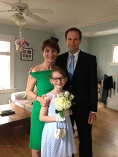 Congrats to Adam and Jackie who eloped on 3-18-15