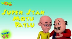 Reporters from another town come to furfurinagar to make a movie based on Motu Patlu's lives. John kidnaps the movie unit so that they make a movie on him while Motu Patlu try to save them.Watch what happens and how the episode takes twists and turns! https://youtu.be/bF2_syBbHGU