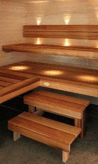 Klicka för att förstora bilden Saunas, Outdoor Sauna, Outdoor Furniture, Outdoor Decor, Relax, Sweet Home, Places, Table, Lost