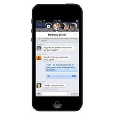 Facebook Bringing Chat Heads to iPhone