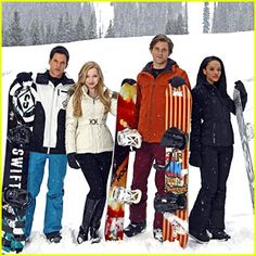 Dove Cameron & Luke Benward: 'Cloud 9′ Premieres January 17th ...