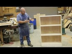 Building A Simple Bookcase With Minimal Tools | Woodworking Blog