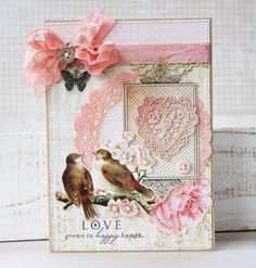 So Sweet!!  Card designed by Tammy Roberts
