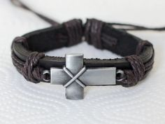 I ordered these bracelets for my teen boys for Easter from etsy shop mylenium77.  They are great!