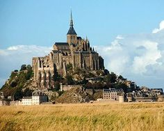 Le Mont St Michel the second most visited place in France