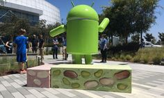 Android Nougat. Google's new operating system
