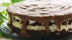 - Т О Р Т Ы - Torten Russian Recipes, Sweet Cakes, Bakery, Cheesecake, Food And Drink, Pudding, Sweets, Cooking, Ethnic Recipes