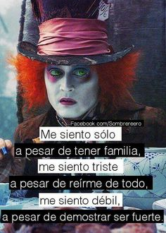 Ahh why I Feel same but I don't know why I Hate My Life, Sad Life, Triste Disney, Sad Texts, Johnny Depp, Harley Quinn, Love Quotes, Badass Quotes, Inspirational Quotes