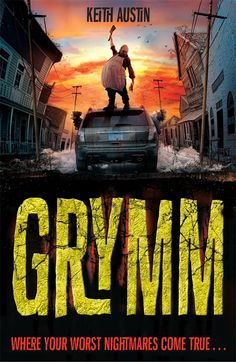 GRYMM by Keith Austin - Books - Random House Books Australia