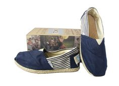 My kids love Tom's...but they're way too much for my budget......until I found..... Toms Shoes Outlet !!!!'