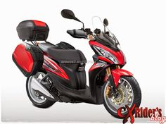 Modifikasi Motor Honda Spacy Velg JariJari