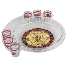 Trademark The Spins Roulette Drinking Game