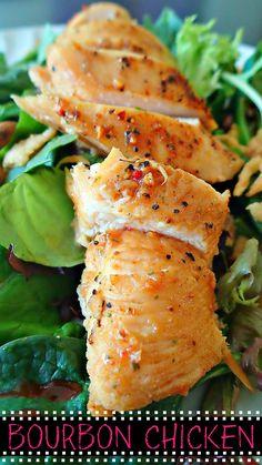 Bourbon Chicken Spring Salad! – Simply Taralynn