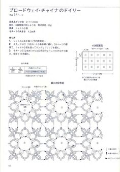 ISSUU - tatting japan by Venus