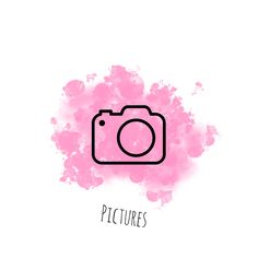 Uploaded by Find images and videos about pink, picture and camera on We Heart It - the app to get lost in what you love. Instagram Symbols, Instagram Logo, Instagram Design, Instagram Story, Funny Phone Wallpaper, Wallpaper Backgrounds, Logo Ig, Pink Story, Pink Background Images