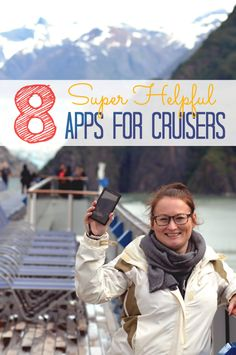 Taking a cruise? Here are 8 helpful apps #travel