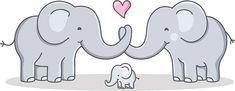 strong cohesive family / cartoon elephant - love royalty-free strong cohesive family cartoon elephant love stok vektör sanatı & fil - kalın derili'nin daha fazla görseli familie, vector drawing of a elephant family with baby elephant Mother And Baby Elephant, Cute Baby Elephant, Elephant Nursery, Elephant Artwork, Elephant Family Tattoo, Baby Elephants, Cute Elephant Drawing, Elephant Drawings, Elephant Sketch