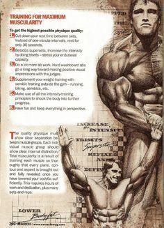 PART 13: Training Secrets Of The Oak
