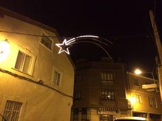 Si los Reyes Magos tienen que guiarse por esa estrella, apañados van...