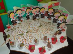 Resultado de imagem para atividades educação infantil 5 anos semana farroupilha