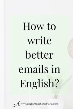 English Speaking Skills, English Writing Skills, English Language Learning, English Vocabulary, English Grammar, Teaching English, English Phrases, Learn English Words, English Tips