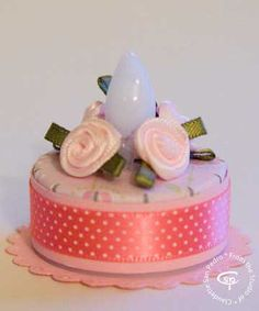Tealight Cake