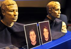 Facial reconstructions of two Sailors whose remains were discovered inside the gun turret of the civil way iron clad #USSMonitor after it was raised from the ocean floor in 2002. Find out what Navy is doing to identify these Sailors.