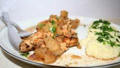Łopatka pieczona w musztardzie na Wielkanocny obiad - SmakUla Mashed Potatoes, Chicken, Ethnic Recipes, Food, Diet, Whipped Potatoes, Smash Potatoes, Essen, Meals