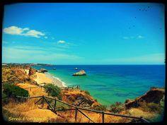 Praia da Rocha - Portugal   http://sklep.smakiportugalii.pl