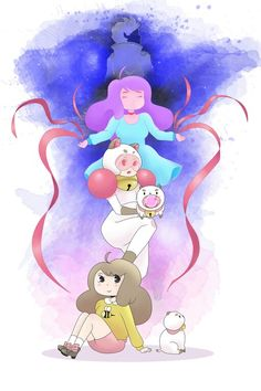 Bee and puppycat d more puppycat cartoon favorite cartoons bee and