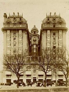 Hotel Plaza (Buenos Aires) - Wikipedia, la enciclopedia libre