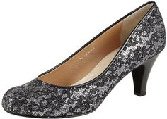 Lace pumps / POPSUGAR Shopping: Marie femme パンプス