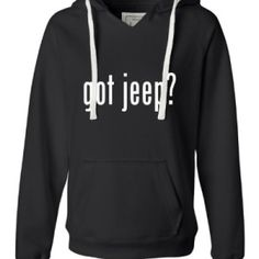 Women's Got Off-Jeep? Funny Deluxe Soft Hoodie