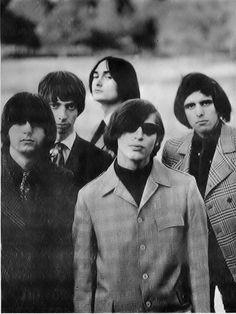THE LEFT BANKE ....   (Michael Brown 2nd from left) ......   George Cameron ..... Tom Finn .....    Warren David - Schierhorst ..... Steve Martin .....   formed in 1965 in New York City