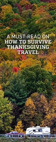 This Thanksgiving, we're giving you something to be thankful for: expert tips and tricks for making one of the busiest travel days of the year easier than ever.