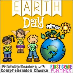 Earth Day Activities Earth Day Activities, Spring Activities, What Is Spring, Lifecycle Of A Frog, Frog Life, Easy Reader, Butterfly Life Cycle, Complete Sentences, Arbour Day