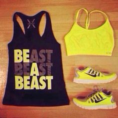 Be a beast tank