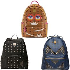 Need a new backpack? MCM's got you covered!